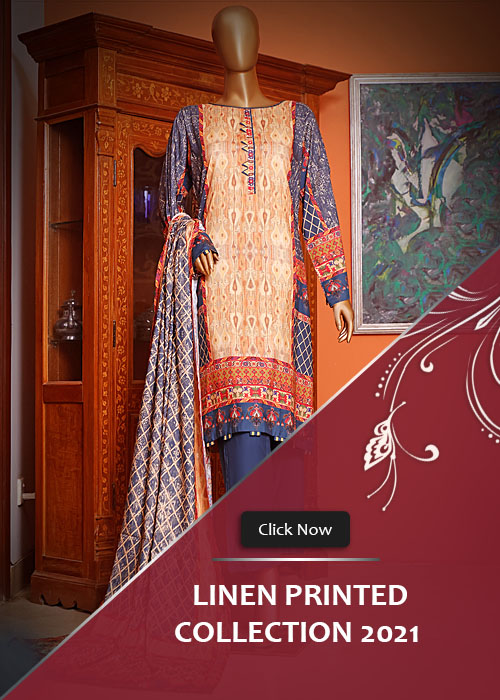 Linen Printed Collection 2021 Vol-2